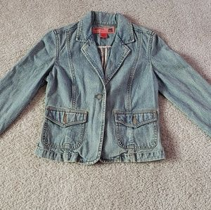 Women casual jacket size small